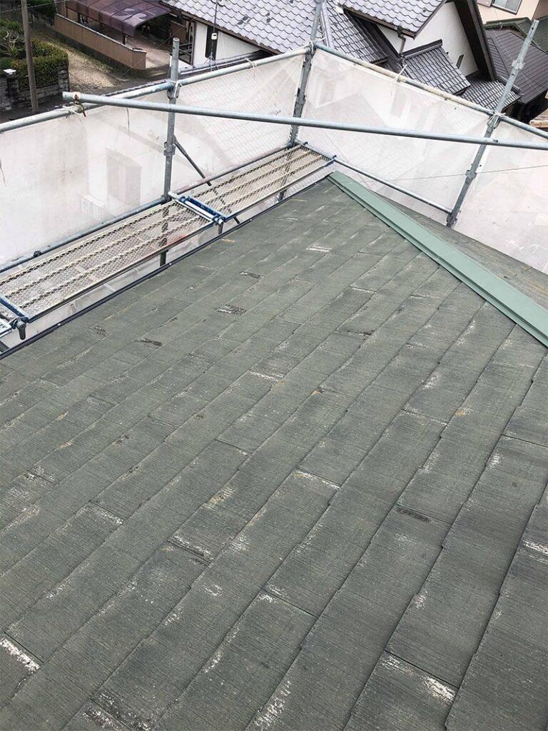 【島田市】一般住宅屋根塗替え