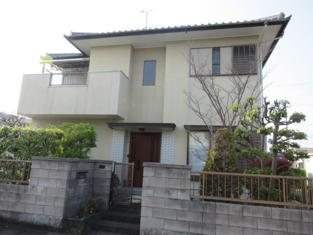 【駿河区】住宅外壁塗装